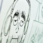 Praca komiksowa