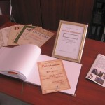 Dyplomy dla Józefa Kuleszy