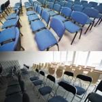 Porównanie krzeseł