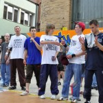"Knockout gang przy Graffiti ""Fresh Culture"""
