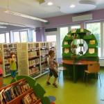 Aktywności w bibliotece