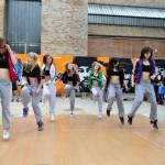 Pokazy break dance