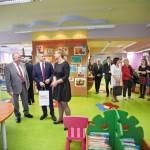 Zwiedzanie sali dla dzieci