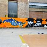 """Graffiti """"Fresh Culture"""" w pełnej okazałości"""