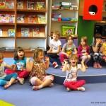 Dzieci w trakcie zabawy