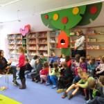 Dzieci poznają ciekawostki nt wiosny