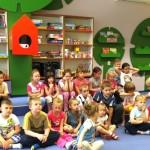 Dzieci w czasie zajęć