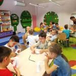Aktywności dzieci w czasie ferii