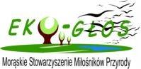 Logo EKO-GŁOS Morąskie Stowarzyszenie Miłośników Przyrody