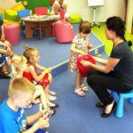 Dzieci podczas zabaw