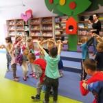 Małolaci w zabawach tanecznych