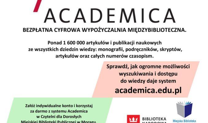 Plakat academica