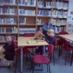 Zabawy w bibliotece