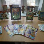 komiksy i książeczki