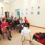 Wioletta Klinicka oraz goście