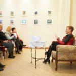 Wioletta Klinicka i publiczność