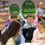 Autografy Anity Głowińskiej dla dzieci