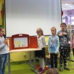 Dzieci opowiadają o swoim dziele