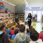 Bibliotekarka opowiada o Kici Koci