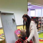 Dzieci rysują Kici Kocie