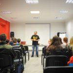 Grzegorz Kasjaniuk i publiczność