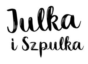 """Logotyp blogu """"Julka i Szpulka"""""""