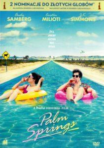 """Okładka filmu """"Palm springs"""""""
