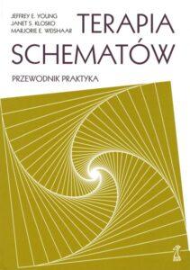 """Okładka książki """"Terapia schematów - przewodnik praktyka"""""""
