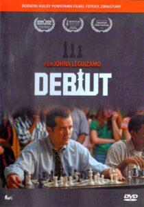 """Okładka filmu """"Debiut"""""""