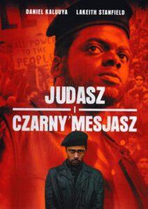"Okładka filmu ""Judasz i czarny mesjasz"""