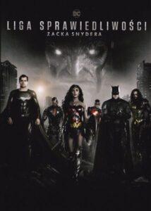 """Okładka filmu """"Liga sprawiedliwości Zacka Snydera"""""""
