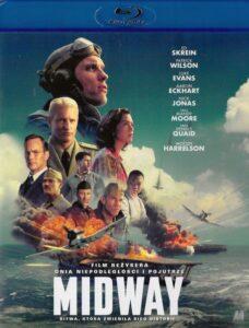 """Okładka filmu na blu-ray """"Midway"""""""