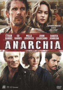 """Okładka filmu """"Anarchia"""""""