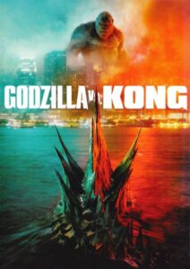 """Okładka filmu """"Godzilla vs. Kong"""""""