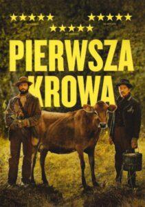 """Okładka filmu """"Pierwsza krowa"""""""