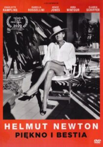 "Okładka filmu ""Helmut Newton - piękno i bestia"""