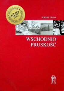 """Okładka książki """"Wschodniopruskość"""""""